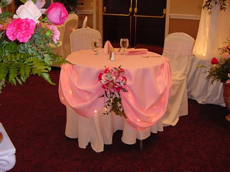 simple e wedding reception table decorations no