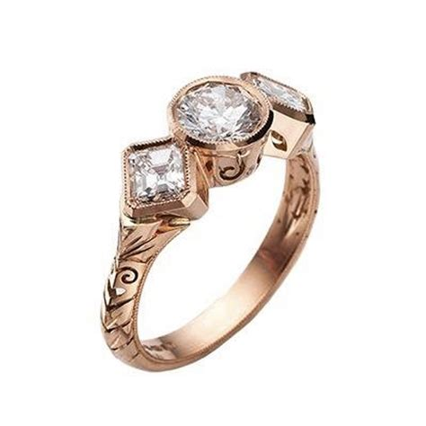 alternative engagement rings the best
