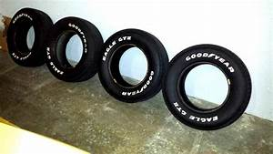 225 70 15 goodyear eagle gt 2 white letter tires like new for Goodyear white letter tires for sale