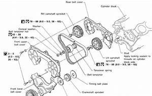 Nissan Xterra 2002 Changing Timming Belt I Already Got The