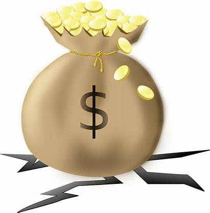 Money Bag Clipart Dollar Animated Giving Person
