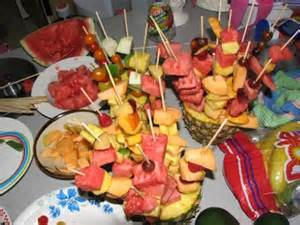 Hawaiian Luau Party Food Ideas for Kids