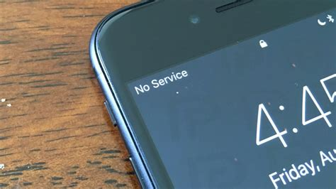 iphone says no service no service on iphone 8 plus here s why the real fix Iphon