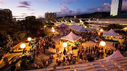 Hawaii Tourism Event Festival Center Wine Travel