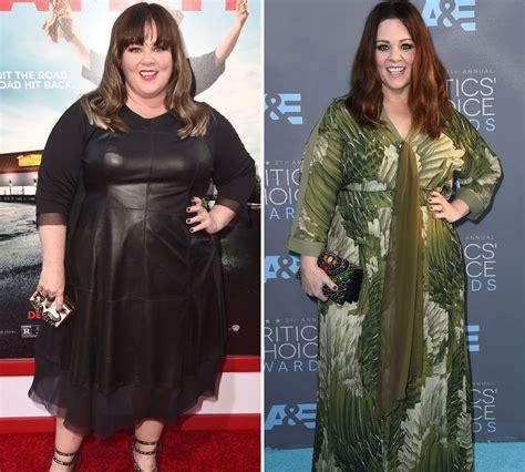 las transformaciones de celebridades luego de perder peso