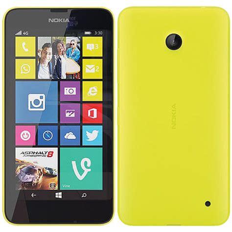 nokia nokia lumia 635 rm 975 8gb smartphone a00019781 b h
