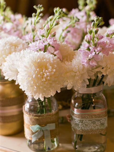 Tischdeko Ohne Blumen by Blumendeko F 252 R Die Hochzeit Die Sch 246 Nsten Ideen In 2019