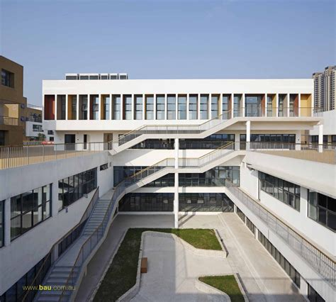 high school of and design jiangyin primary secondary school bau brearley