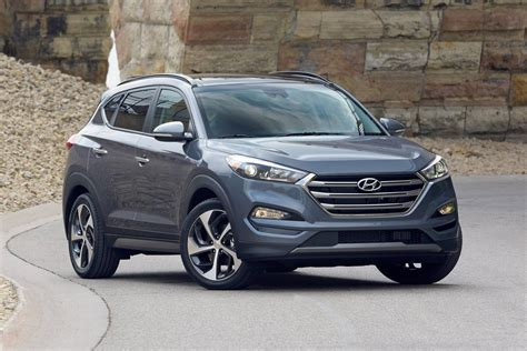 2018 Hyundai Tucson Pricing  For Sale Edmunds