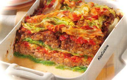 cuisiner chou fris recette fausses lasagnes au chou frisé 750g