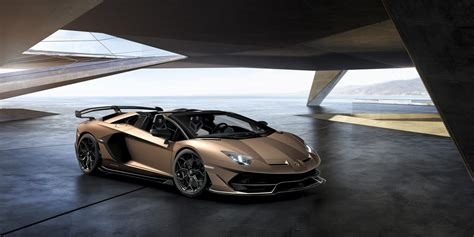 2020 Lamborghini Svj by 2020 Lamborghini Aventador Svj Roadster Review Autoevolution