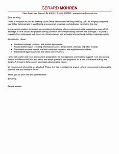 best office administrator cover letter examples livecareer With covering letter for office administrator