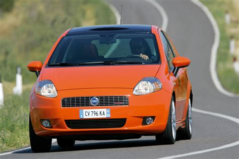 fiat grande punto review top speed