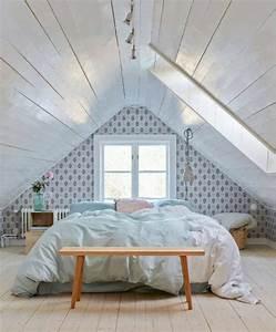 Lambris Peint En Blanc : chambre lambris blanc ~ Dailycaller-alerts.com Idées de Décoration