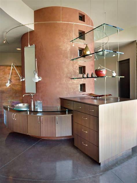 bathroom glass shelves designs ideas design trends