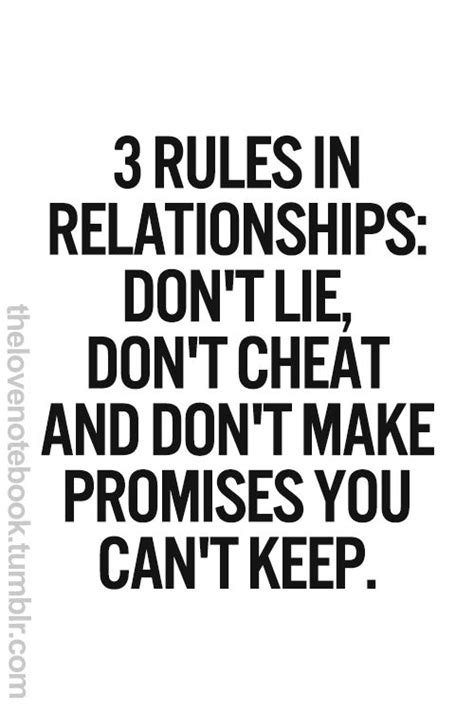 Best Love Quotes  3 Rules Of Relationship  Galaxies Vibes