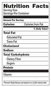 editable nutrition label food label template word 28 With food label template word