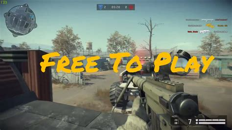 Play Best Top 3 Best Free To Play Fps 2017 New