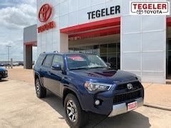Tegeler Toyota by Pre Owned Inventory Tegeler Toyota