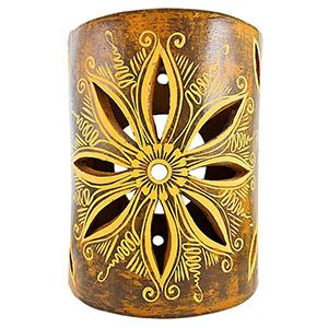 Ceramic Wall Sconces - new noteworthy mexican ceramic wall sconces