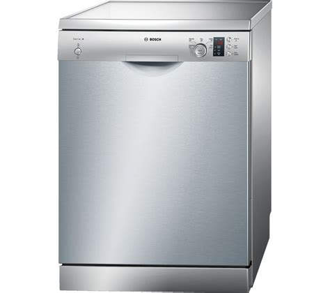 bosch serie 4 buy bosch serie 4 sms50c28gb size dishwasher silver