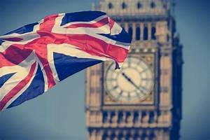 london england uk flag big ben littlevangogh •