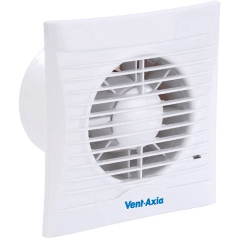 Vent Axia Silhouette 100svh Selv Humidity Fan With