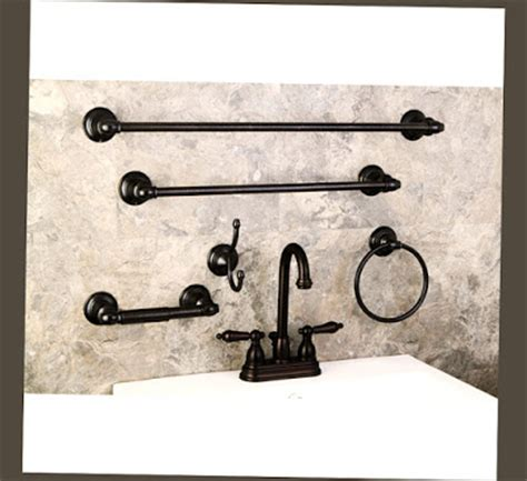 Oil Brushed Bronze Bathroom Accessories by Best Oil Rubbed Bronze Bathroom Accessories Ellecrafts