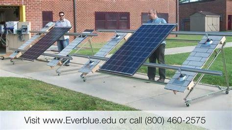 solar installation training sustainability education