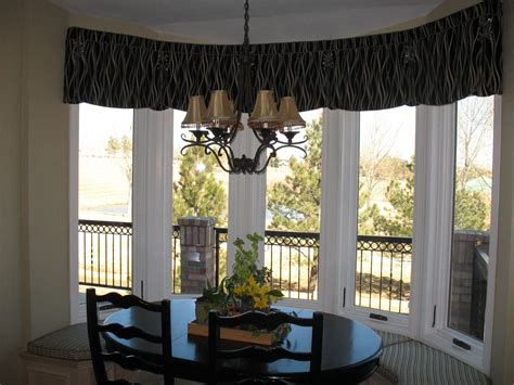 Bow Window Valance Lace Up Valance Valances