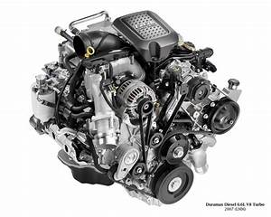 2007 Duramax 6 6l V-8 Turbo-diesel From Gm News
