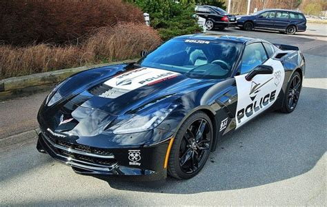 transformers  corvette stingray police car  sale