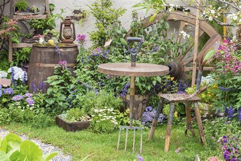 Rustikale Garten Ideen by Rustikale Gartendeko Inspirationen Und Ideen F 252 R Den