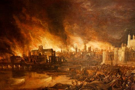 Inferno The Great Fire Of London  Prisoners Of Eternity
