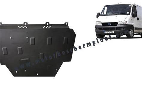 motor en versnellingsbak beschermplaat voor fiat ducato