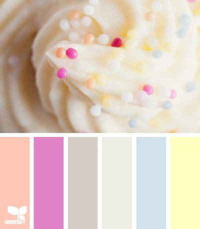 Cupcake Pastel Color Palette