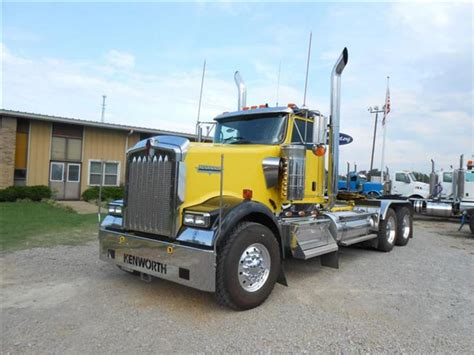 used kw for sale used 2006 kenworth w900 tandem axle daycab for sale in ms