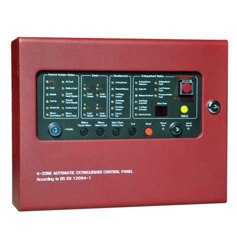 zones fire alarm  gas extinguishment panel  storenvy