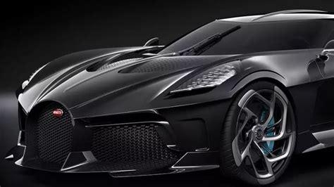 Bugatti brings a $12.5 million bespoke car to geneva. Bugatti La Voiture Noire bought for nearly £14.4m - most ...