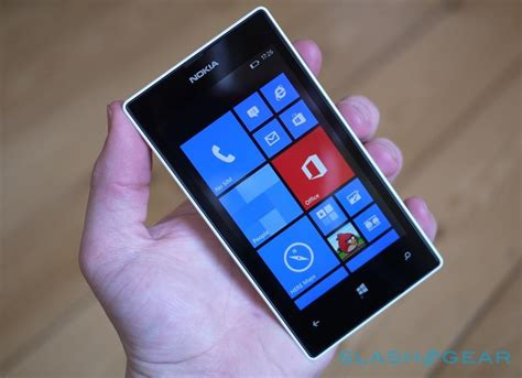 nokia lumia 520 review slashgear