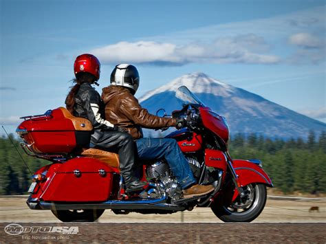 2015 Indian Roadmaster Review