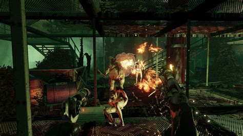 killing floor 2 trailer killing floor 2 gets free update new trailer and screenshots released