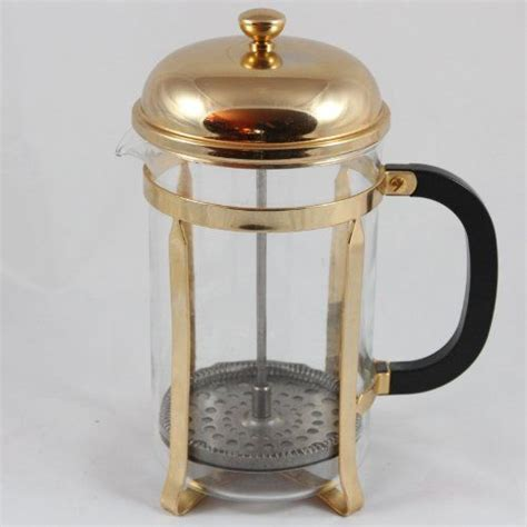 The thermal design gives the coffee maker. Amazon.com - La Cafetiere Classic Coffee Press 12-cup Gold - French Presses | Coffee press ...