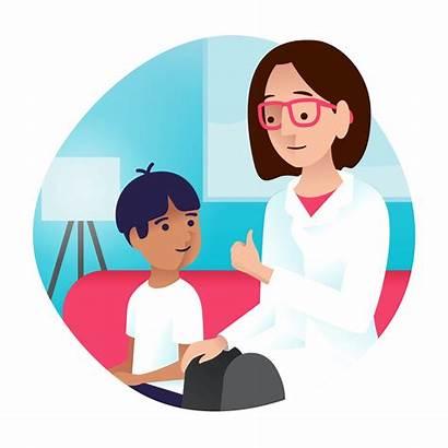 Clipart Heal Health Pediatrician Doctor Surgeon Woman