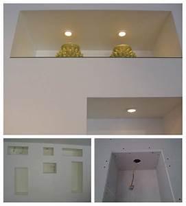 Trockenbau Tür Einbauen : ob als raumteiler oder zus tzlicher raum eine rigips trennwand schafft neue perspektiven f r ~ Frokenaadalensverden.com Haus und Dekorationen