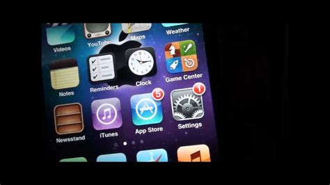 to get rid of ads on iphone how to get rid of badge on settings app ios iphone How