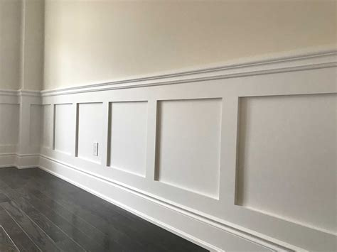 Building Wainscoting Panels by Wainscoting Project Gallery Vip Classic Moulding