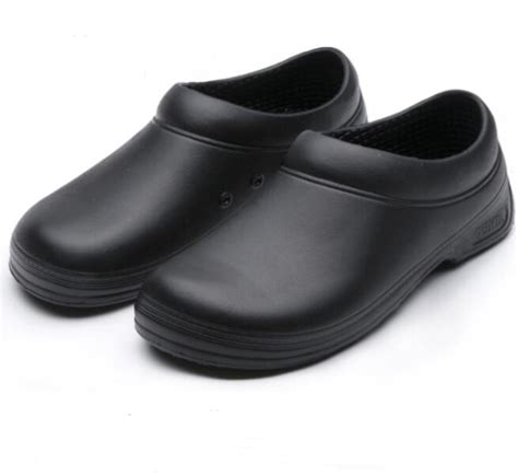 men  chef shoe woman kitchen work shoes