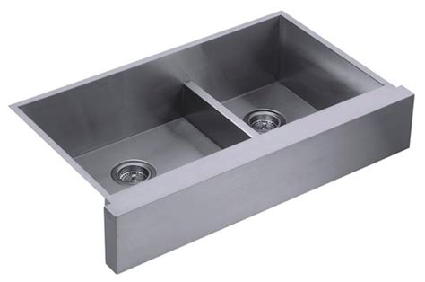 Kohler Retrofit Apron Sink by Apron Front Sinks Pros And Cons Bob Vila