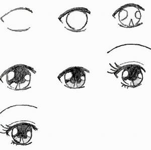 how to draw anime girl eyes 2 | drawings | Pinterest ...